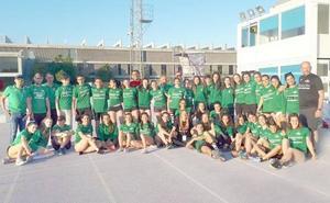 El ULE Sprint luchará por el ascenso tras un gran trabajo en Valladolid
