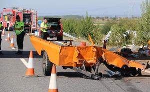 UGT lamenta la muerte del trabajador y alerta del «repunte de siniestralidad laboral» en León