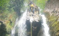 El Área de Deportes de la ULE ofrece una ruta de espeleo-barranquismo en Valporquero