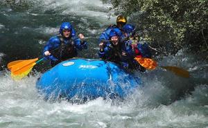 Kayak Pico Azul, adrenalina y deporte en mitad de la naturaleza