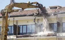 San Marcos afronta tres meses de demoliciones para dar a luz el Parador «que León se merece»