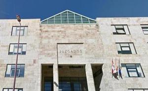 Los jueces leoneses estiman que la huelga está siendo secundada por un 80% de los profesionales