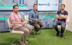 Antonio Martínez: «Es el partido más importante de los últimos 40 años»