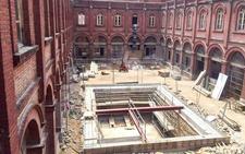 El Museo de la Semana Santa hace visibles restos medievales y suma una inversión de 1,9 millones