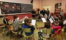 La inscripción para las 40 especialidades de la Escuela de Música estará abierta hasta el 9 de junio