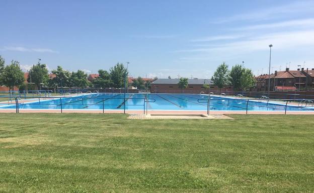 La piscina de verano de san andr s abrir el 24 de junio for Piscinas trobajo del camino