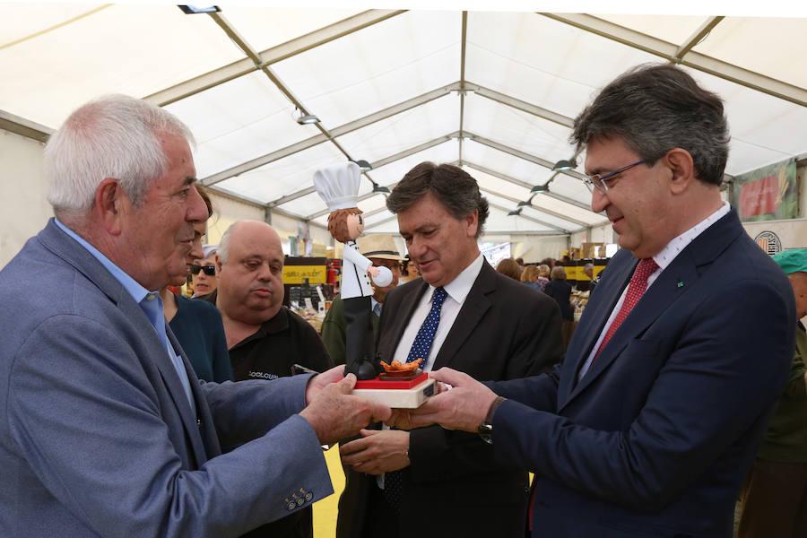 El presidente de la Diputación de León acude al VI Congreso Regional de Turismo y Gastronomía