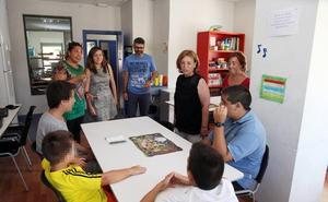 Un centenar de menores participan en el III Encuentro de Infancia organizado por el Centro Gloria Fuertes