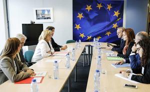 Representantes de Coag rechazan en Bruselas el recorte de los fondos agrarios y reclaman un «presupuesto fuerte» para la PAC