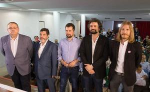Sarrión cree que Herrera «ya no puede afirmar que Castilla y León no está en el mapa de la corrupción»
