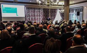 La Jornada del Accionista de BBVA reúne a un centenar de participantes en León