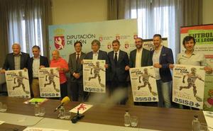 Más de 1.200 niños de 28 clubes participarán en la Copa Diputación de Jóvenes Promesas 2018