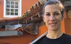 La flauta de María Toro llevará a El Albéitar su música, que mezcla flamenco y jazz