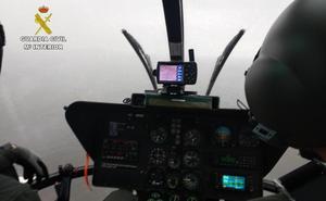 La Guardia Civil rescata a un montañero accidentado en el Pico Miro de Páramo del Sil