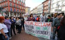 La defensa de la sanidad pública se reivindica en una treintena de localidades de Castilla y León