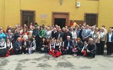 Santa Cristina de Valmadrigal aplaude a los representantes públicos de la era democrática