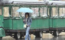 La Aemet mantiene la alerta por fuertes tormentas en zonas de la montaña leonesa