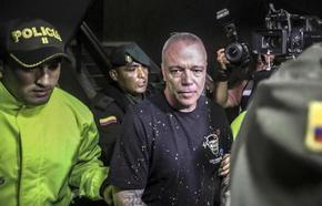 Detenido 'Popeye', antiguo jefe de sicarios de Pablo Escobar