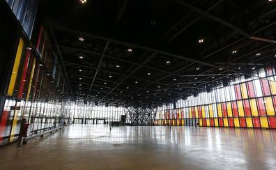 León en Común protesta contra la celebración de un «congreso armamentístico» en el Palacio de Exposiciones