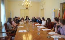 La Junta Local de Seguridad aborda en la Subdelegación el protocolo para la celebración de las fiestas del municipio