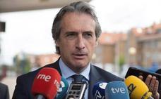 De la Serna advierte de que las mejoras en el AVE desde León quedarán supeditadas a la moción de censura