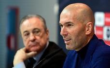 Zidane abandona el Real Madrid en la cúspide del éxito