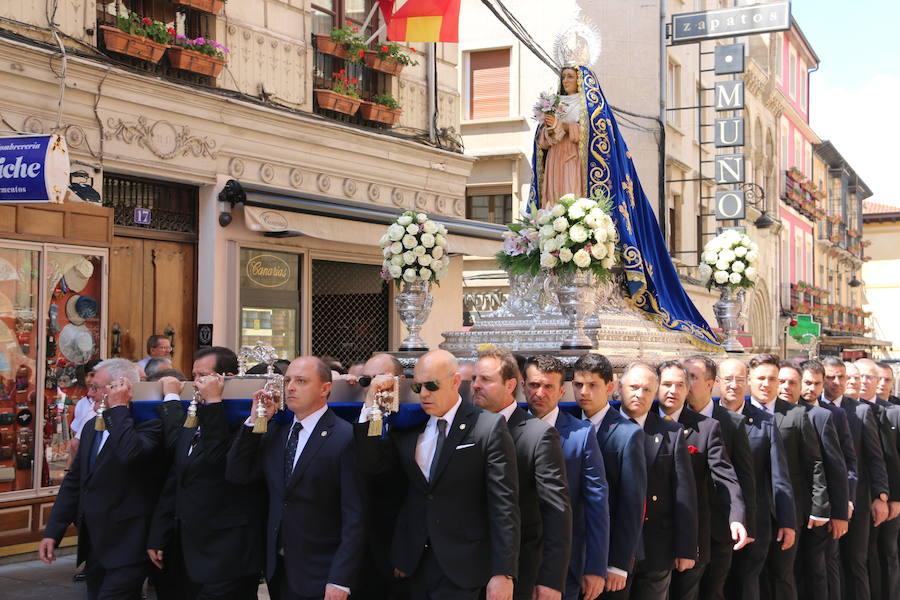 Domingo de Corpus en León