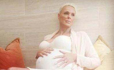 Embarazada a los 54 años