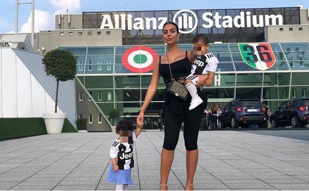 Llegó el posteo de Cristiano luego de sus primeros goles en Juventus