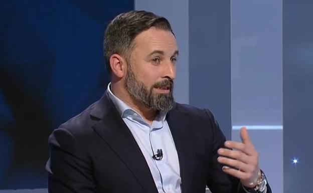 Santiago Abascal será entrevistado por primera vez en el 'Telediario 2' | Bluper