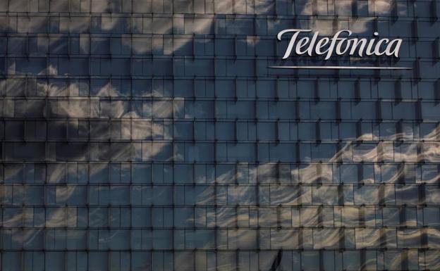 El beneficio neto de Telefónica se hunde un 66% en 2019