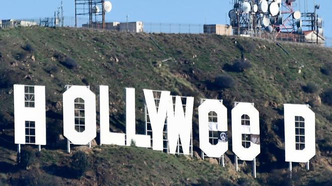 Hollywood celebra la llegada del cannabis