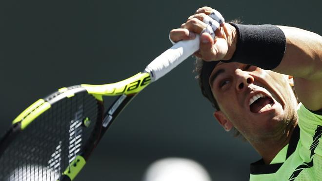 Nadal supera a Verdasco
