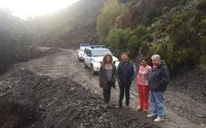 Ponferrada pide apoyo a Junta y Diputación para convertir en carretera la pista de San Cristóbal a Peñalba