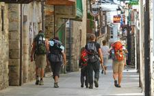 Molinaseca controlará con cámaras el acceso de vehículos a su casco histórico