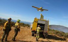 CCOO denuncia la «falta de medios» de prevención y extinción para hacer frente a los primeros incendios en El Bierzo