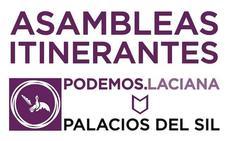 Podemos Laciana recupera sus asambleas itinerantes con una visita a Palacios del Sil