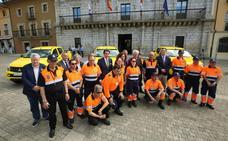 La Junta cede tres vehículos de Protección Civil a las Agrupaciones de Ponferrada, Castropodame y Villafranca