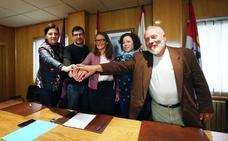 Cinco municipios leoneses constituyen la Asociación del Camino de Santiago por el puerto del Manzanal