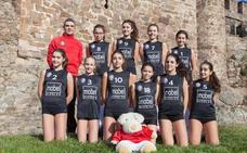 El Club Voleibol Ponferrada finaliza con buenos resultados la competición autonómica