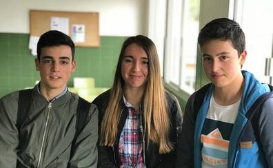 Tres alumnos del Álvaro Yáñez de Bembibre logran la beca Iberdrola