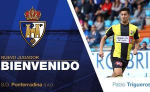 La Ponferradina incorpora al central Pablo Trigueros