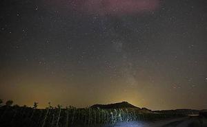 Noche de astronomía en Cornatel