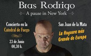 Bras Rodrigo pondrá música a la hoguera de San Juan de la Mata