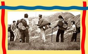 La sede de artesanía de Colinas del Campo abre temporada con una exposición de fotografías de montaña