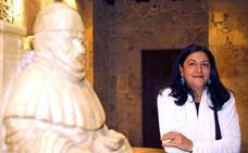 Fabero dedica una plaza a la escritora y poeta Dulce Chacón