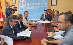 La Junta reactiva el Plan 42 contra los incendios forestales en cinco municipios del Bierzo Oeste