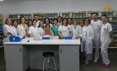 El servicio de Farmacia del Hospital del Bierzo, galardonado en los Premios Sanitarios de Castilla y León