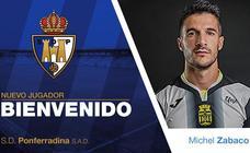 Michel Zabaco se une a la Deportiva