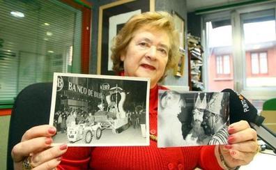 La locutora Yolanda Ordás recibe este sábado el XXXII Botillo de Oro en Ponferrada